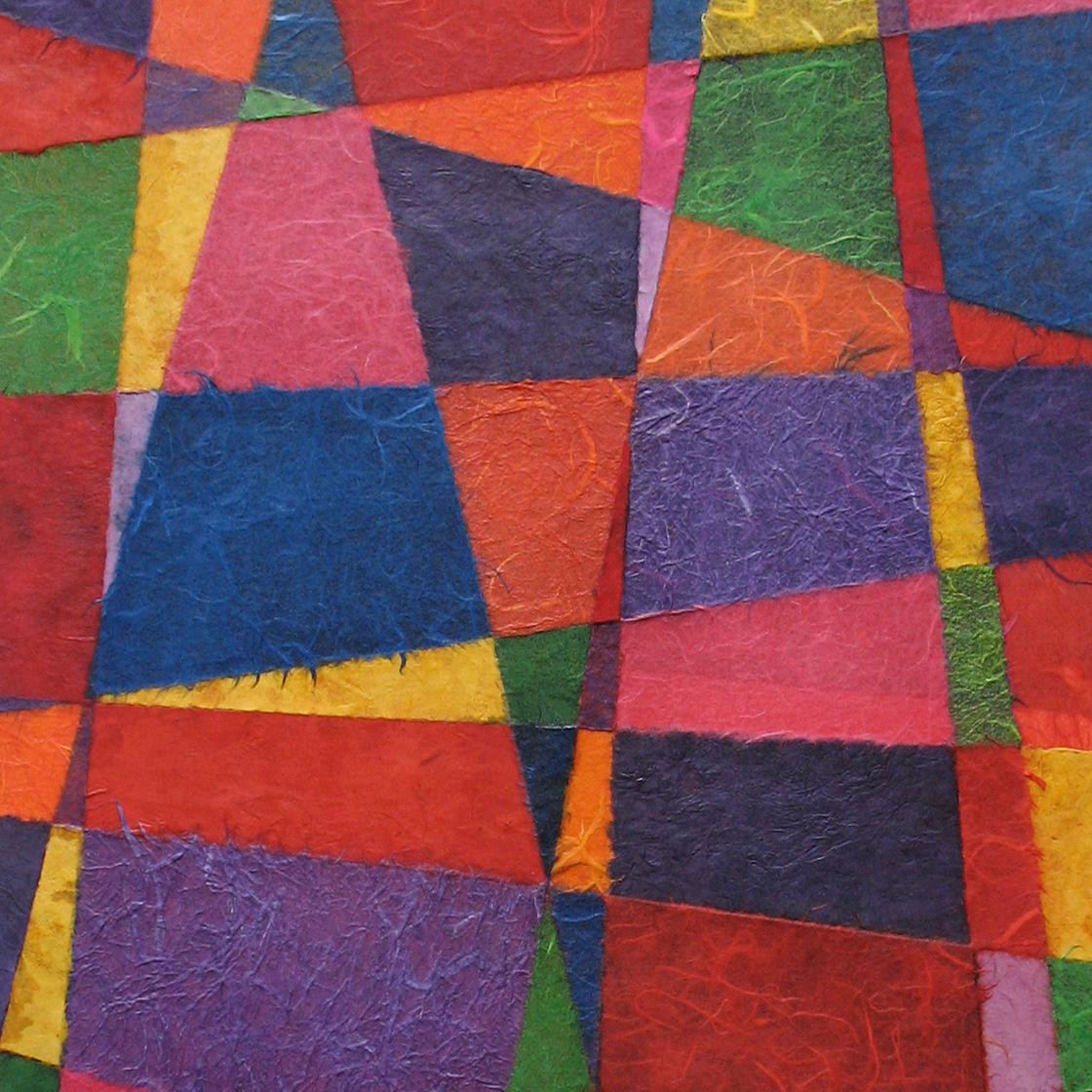 Color Vision IV (Detail)