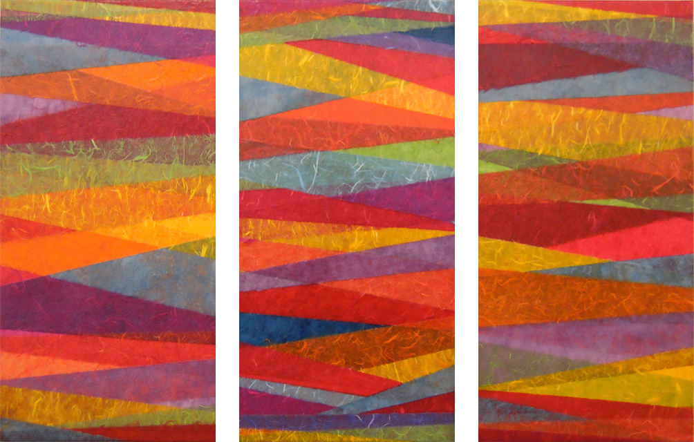 Color Vision Triptych