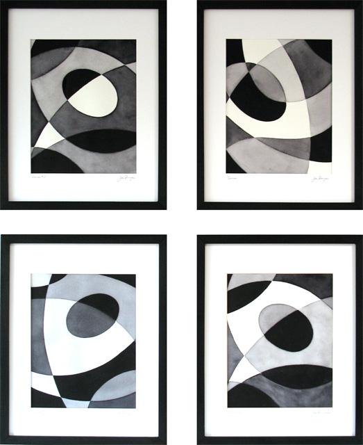 Curves (Four-part Composition)