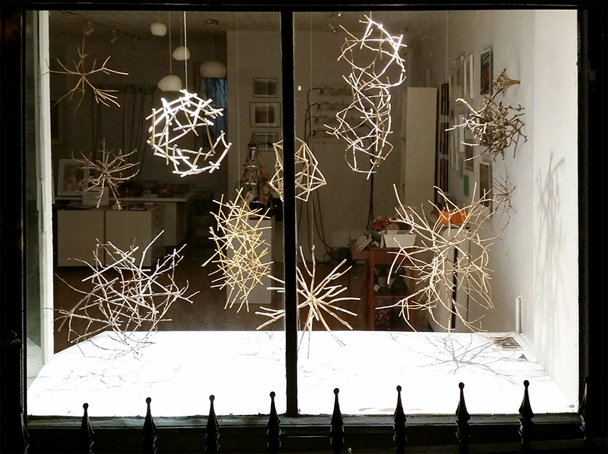 Ground Floor Gallery Holiday Window
